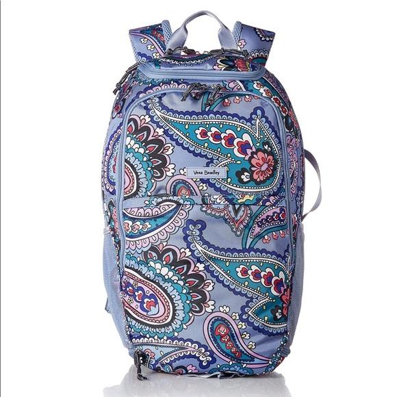Vera Bradley Handbags - Vera Bradley Lighten Up Journey Backpack